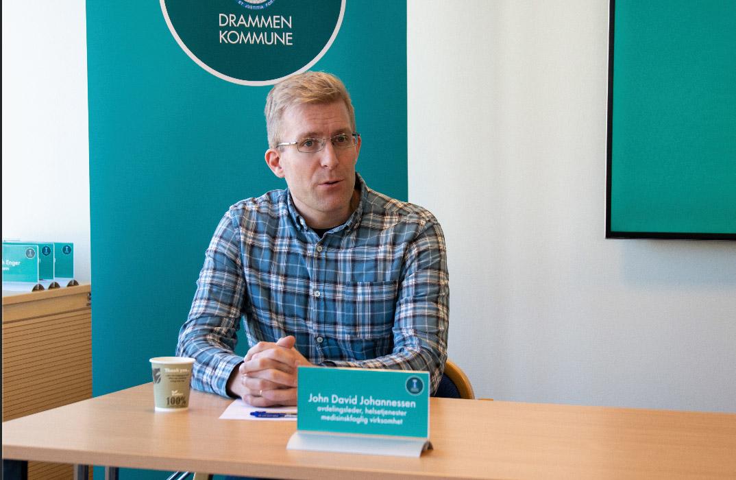 Sporsmal Og Svar Om Korona Drammen Kommune