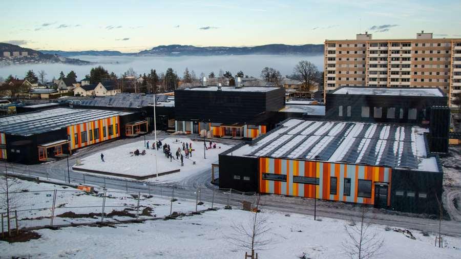 Fjell Skole Drammen Kommune