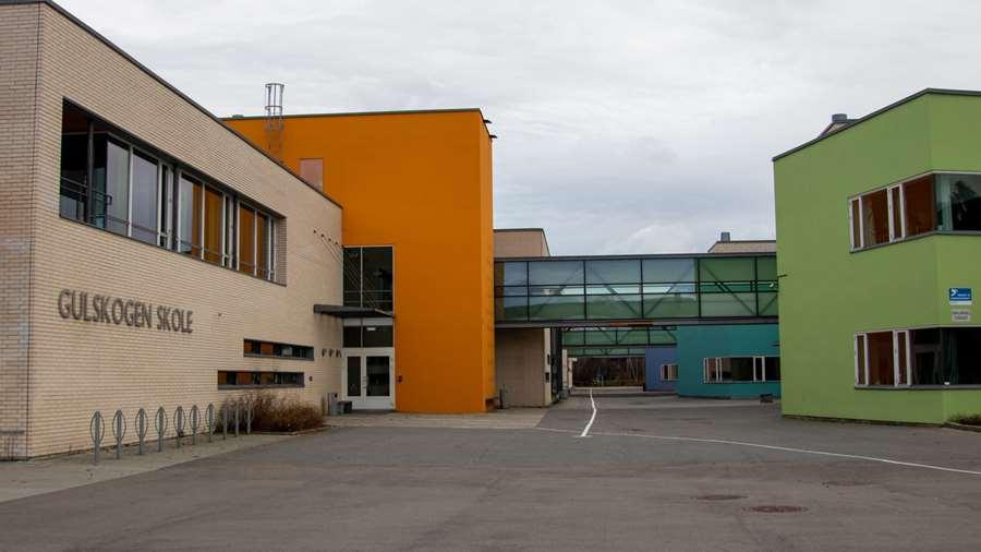Gulskogen Skole Drammen Kommune