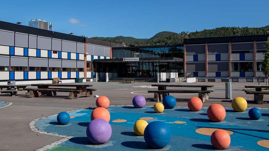 Krokstad Skole Drammen Kommune