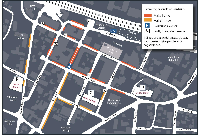 Kart Drammen Kommune